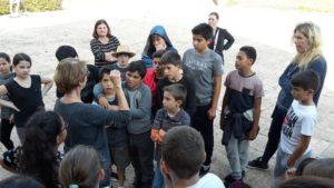 Sortie pastorale pour les élèves de 6èmes